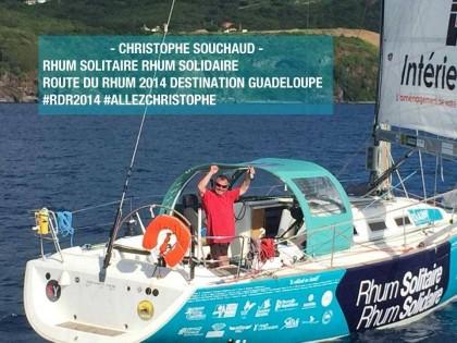 Imprimerie Sipap Oudin Sponsor de la Route du Rhum Solidaire