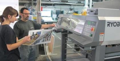 L'imprimerie Sipap Oudin voit la vie en huit couleurs